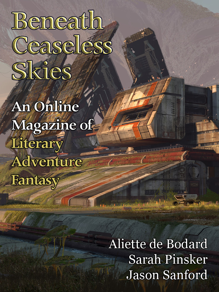 Beneath ceaseless skies science fantasy month bcs 195 is out today another special double issue for bcs science fantasy month 3 fandeluxe Gallery