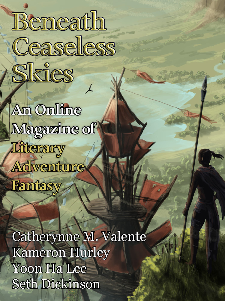 Issue of Beneath Ceaseless Skies