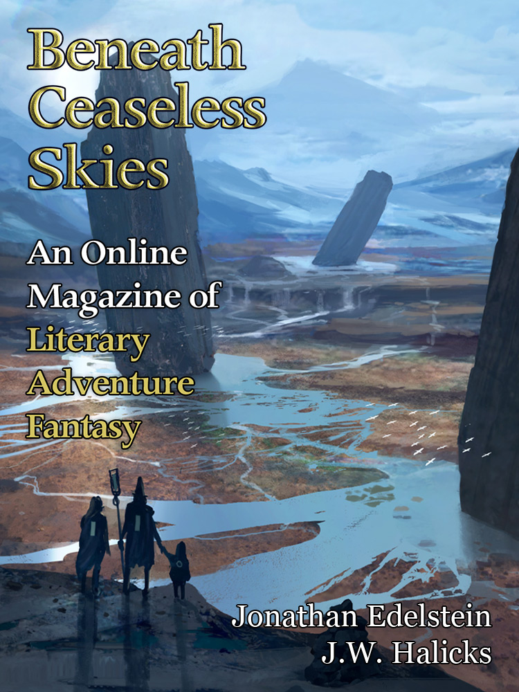 Beneath Ceaseless Skies Issue #92