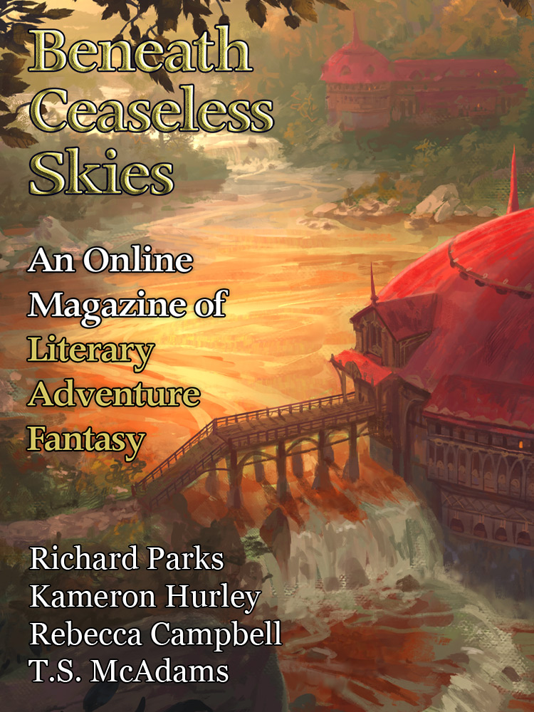Beneath Ceaseless Skies Anniversary Issues
