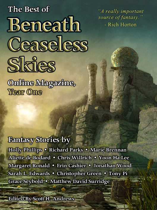 The Best of Beneath Ceaseless Skies, Year 1