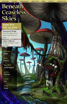 Beneath Ceaseless Skies, Mushroom Forest