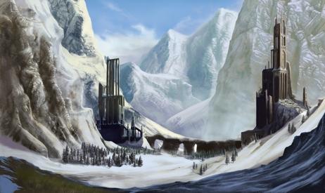 """""""Ruins,"""" by Stefan Meisl"""
