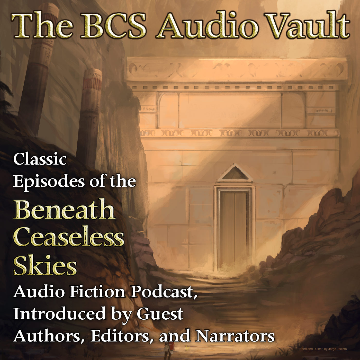 The BCS Audio Vault