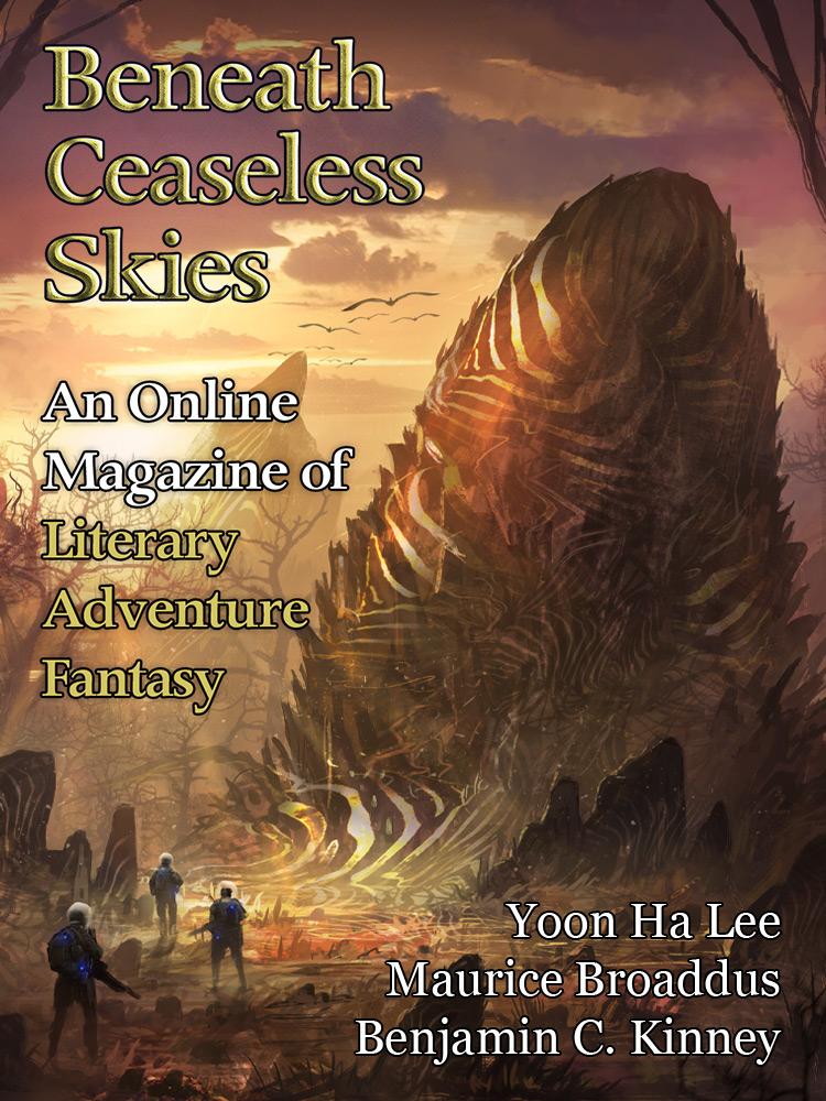 Beneath Ceaseless Skies   El is a Spaceship Melody by
