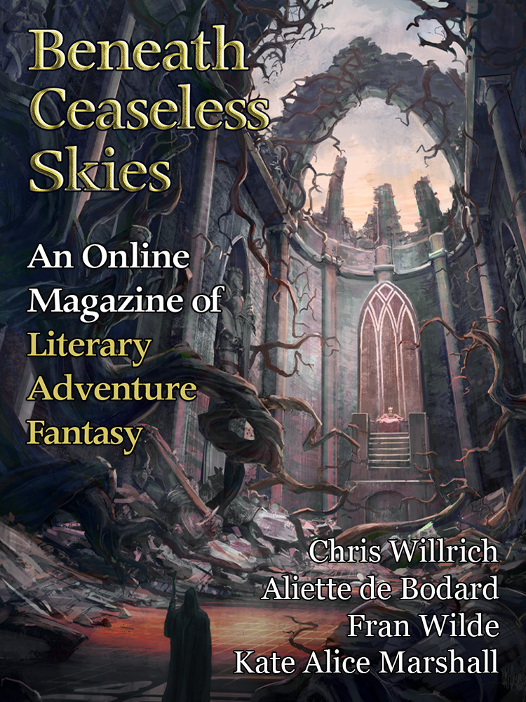 Beneath Ceaseless Skies | Shadowdrop by Chris Willrich