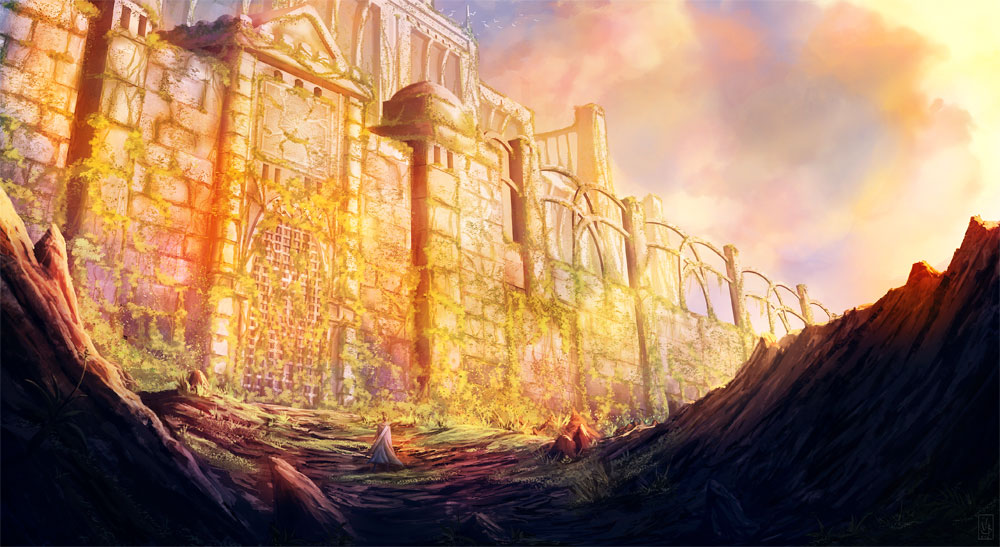 Beneath Ceaseless Skies   Abandoned Fortress of Alphander