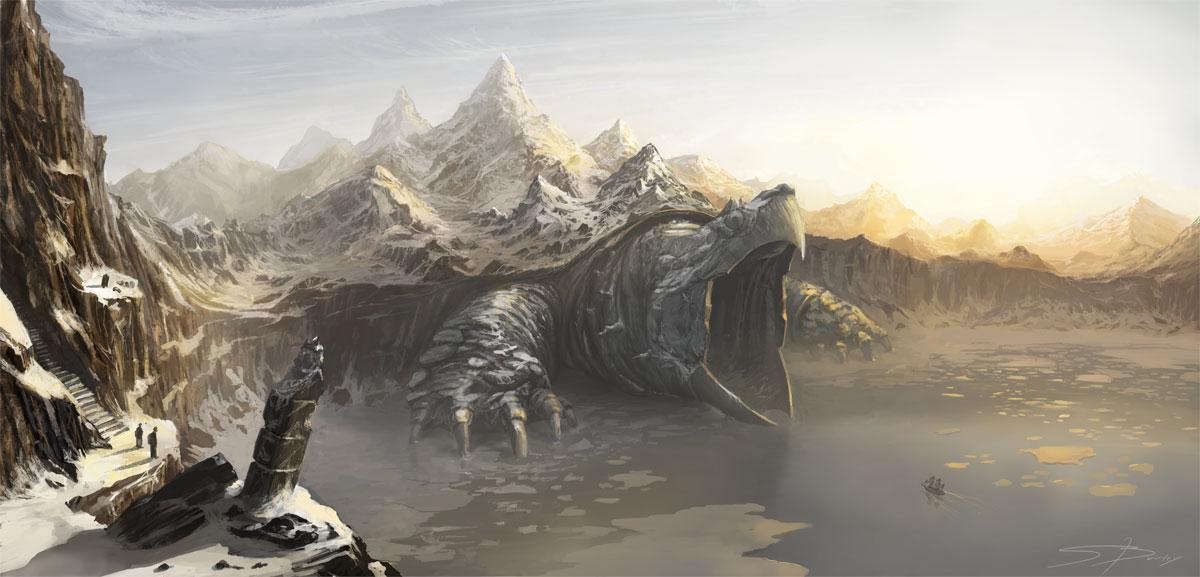 """Ancient Threshold"" by Sam Burley"
