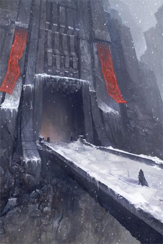 """The Sacred Flames"" by Jinxu Du"